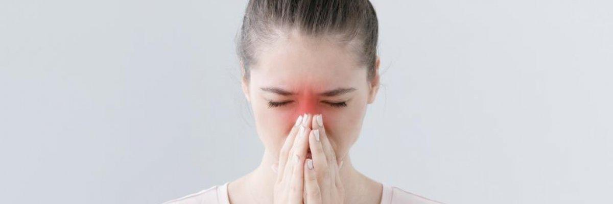 Égő érzés az orrban – mi okozhatja?