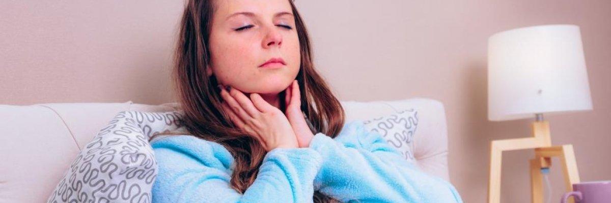 Légúti fertőzések és reflux is okozhatnak nyelvcsap gyulladást