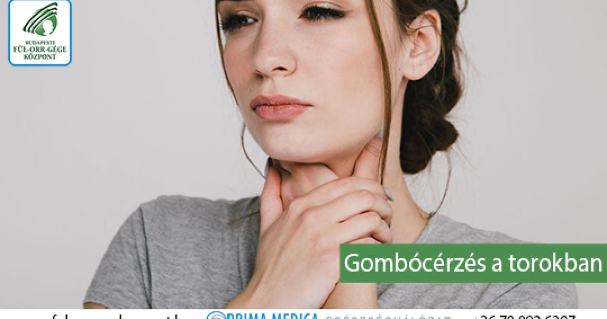 papilloma torokfájás tünetei)