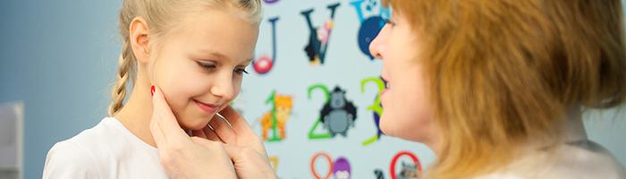 Gyermek Fül-orr-gégészet