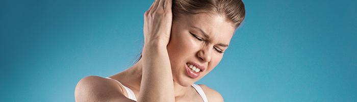 Hallójárat-gyulladás