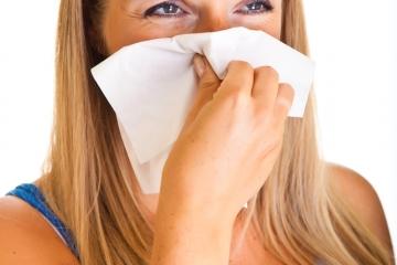 Egy gyors beavatkozás segíthet, ha gyakran vérzik az orra