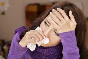 Náthából könnyen lehet arcüreggyulladás