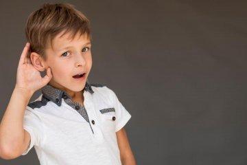 Figyelmetlen gyerek? Nem, csak rosszul hall!
