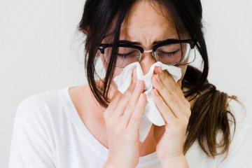 Megfázás és szénanátha is okozhat orrvérzést