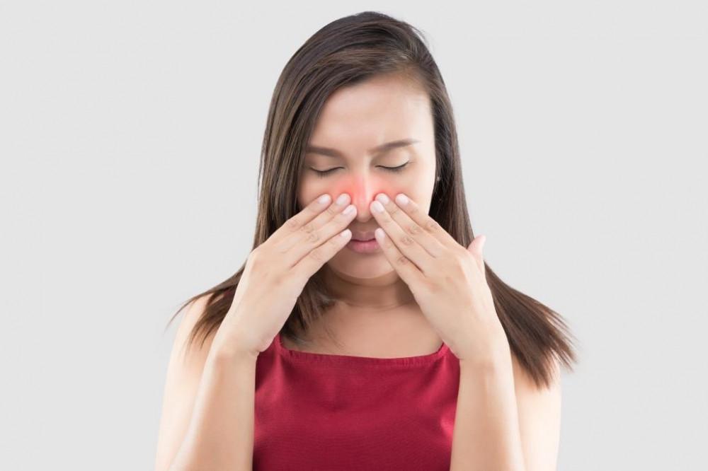 Influenza szövődménye lehet az arcüreggyulladás is.